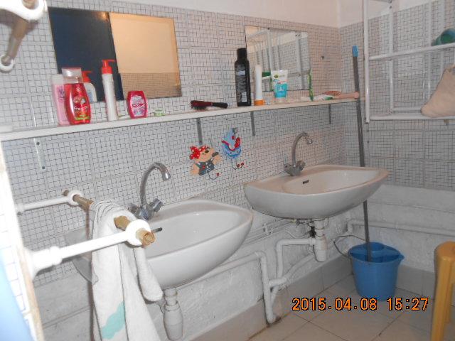 salle de douche des petits et garçons