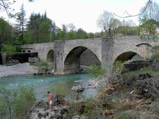 le pont vieux de Lasalle