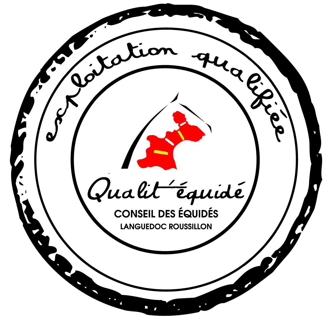 Logo qe