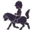 Les Poneys  du Val d'Emeraude  ,  gîte d'enfant , colonie a la ferme , stage equestre, pedagogique, promenade a poney